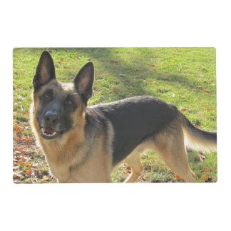 German Shepherd Placemat