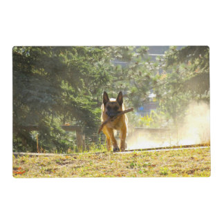 German Shepherd Placemat