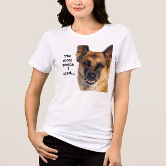 German Shepherd Plus Size T-Shirt
