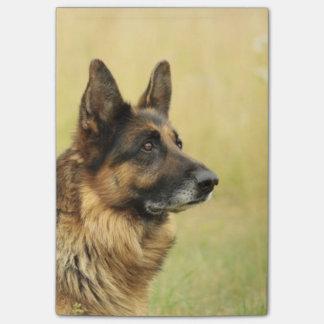 German Shepherd Post-it® Notes