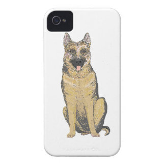 German Shepherd Products customize iPhone 4 Case-Mate Cases