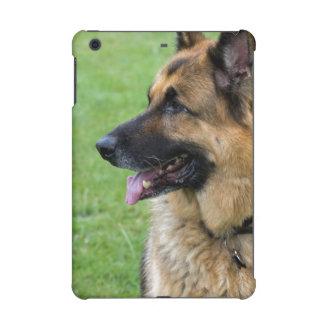 German Shepherd Profile iPad Mini Covers