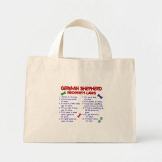 GERMAN SHEPHERD Property Laws 2 Bag