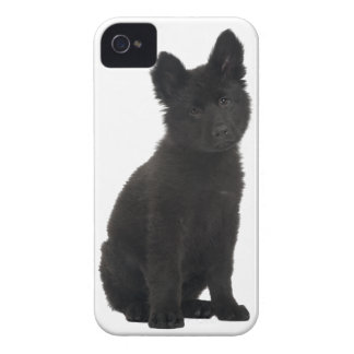 German Shepherd Puppy iPhone 4 Covers