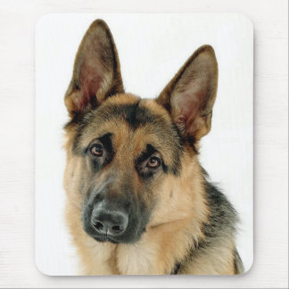 German Shepherd Puppy Dog Mouse Pad