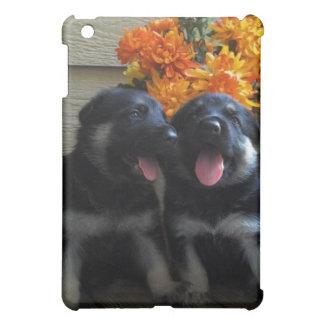 German Shepherd Puppy Hard Shell Case For The iPad Mini