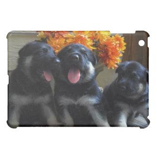 German Shepherd Puppy Hard Shell iPad Mini Cover