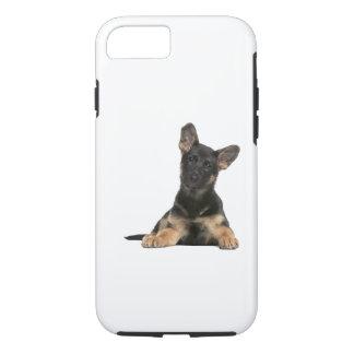 German Shepherd Puppy iPhone 8/7 Case