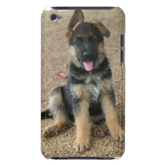 German Shepherd Puppy iTouch Case iPod Touch Case-Mate Case