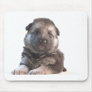 German Shepherd Puppy Mouse Pad