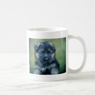 German Shepherd Puppy mug