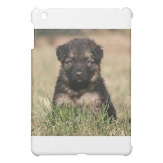 "German Shepherd Puppy ""Reef"" iPad Mini Covers"