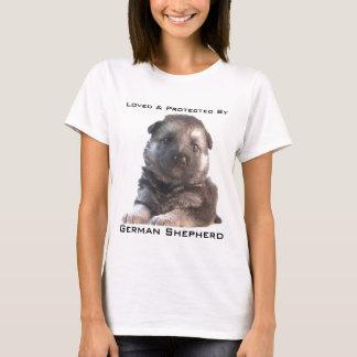 German Shepherd Puppy T-Shirt