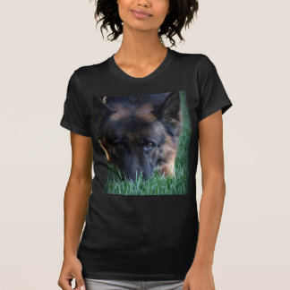German Shepherd Randy vom Leithawald T-shirts