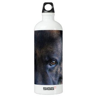 German Shepherd Randy vom Leithawald Water Bottle