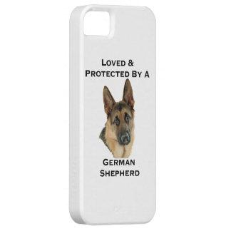 German Shepherd Rule iPhone SE/5/5s Case