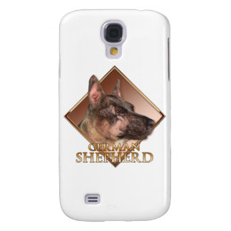 German Shepherd Samsung Galaxy S4 Case