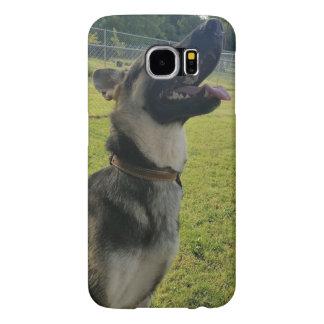 German Shepherd Samsung Galaxy S6 Case