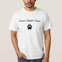 German Shepherd Savior Rescue Shirt