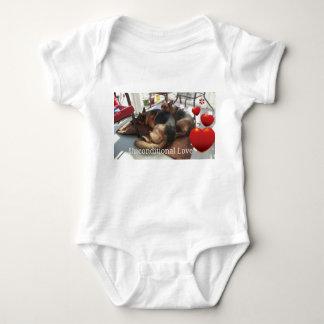 German Shepherd Shirt for Baby