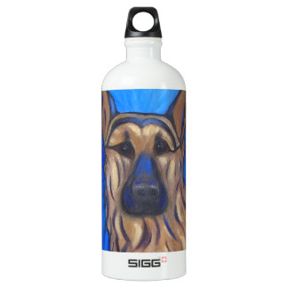German Shepherd SIGG Traveler 1.0L Water Bottle