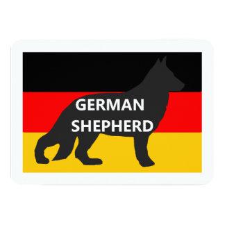 german shepherd silo name on germany-flag.png card
