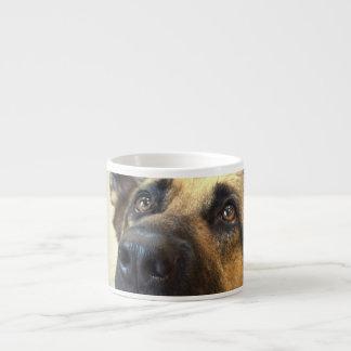 German Shepherd  Specialty Mug Espresso Mugs