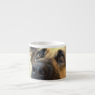 German Shepherd  Specialty Mug 6 Oz Ceramic Espresso Cup