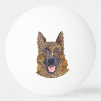 German Shepherd table tennis Balls Ping Pong Ball
