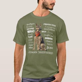 German Shepherd Traits T-Shirt