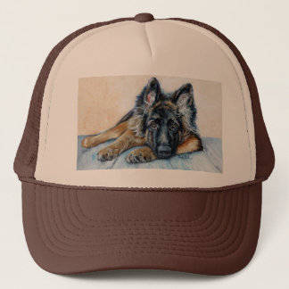 German Shepherd Trucker Hat
