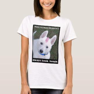 German Shepherd's Always Look Tough T-Shirt