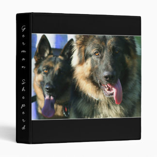 German Shepherds Binder