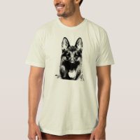 German Shepherds Rule my Household T-Shirt
