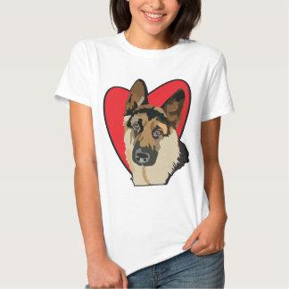 German Shepherds Tee Shirt
