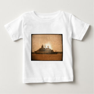 German Ship Baby T-Shirt