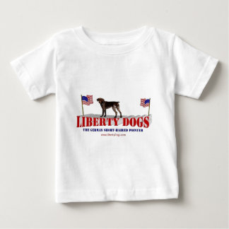 German Short-Haired Pointer Baby T-Shirt