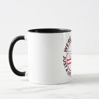 German Shorthair Agility Off Course Mug