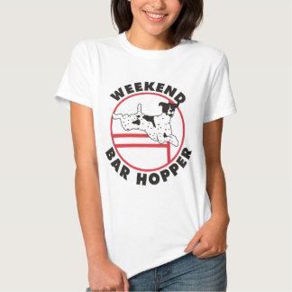 German Shorthair Agility Weekend Bar Hopper Shirt
