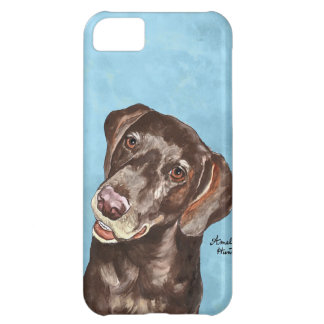 German Shorthair Pointer Case For iPhone 5C