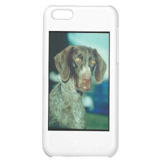 German Shorthair Pointer iPhone 5C Cases