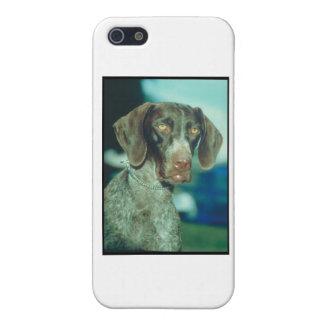 German Shorthair Pointer iPhone SE/5/5s Case