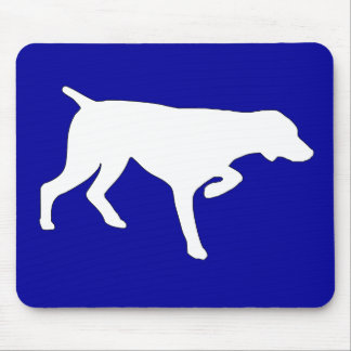GERMAN SHORTHAIR POINTER MOUSE PAD