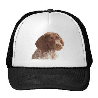 German Shorthair Pointer Puppy Mesh Hats