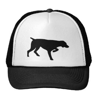 GERMAN SHORTHAIR POINTER TRUCKER HAT