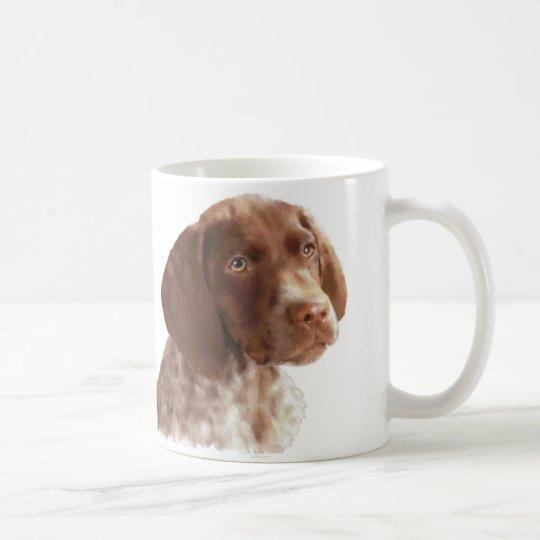 German Shorthair Puppy Coffee Mug