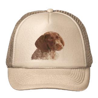 German Shorthair Puppy Trucker Hats