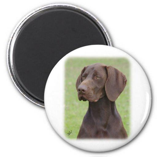 German Shorthaired Pointer AA004D-019 Fridge Magnet