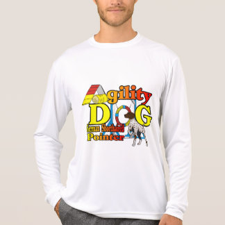 German Shorthaired Pointer Agility Gifts T-Shirt