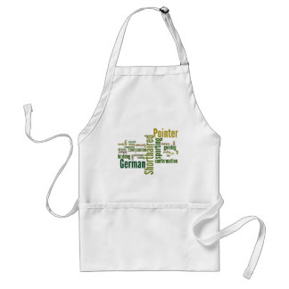 German Shorthaired Pointer Adult Apron